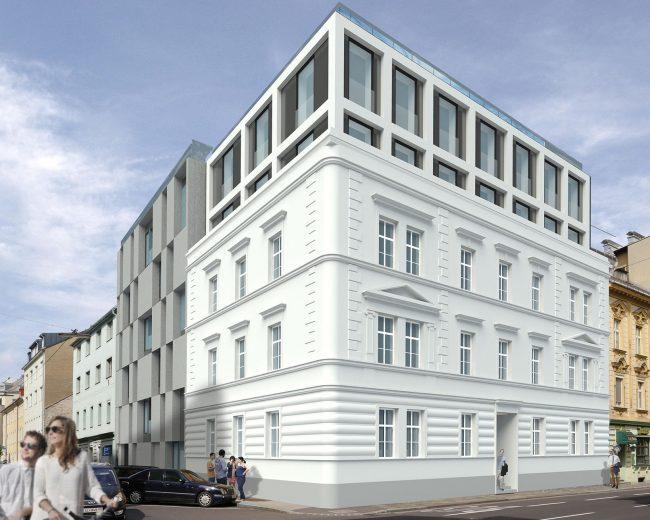 """Nähe Landstraße"" Schillerstraße 21, 4020 Linz"