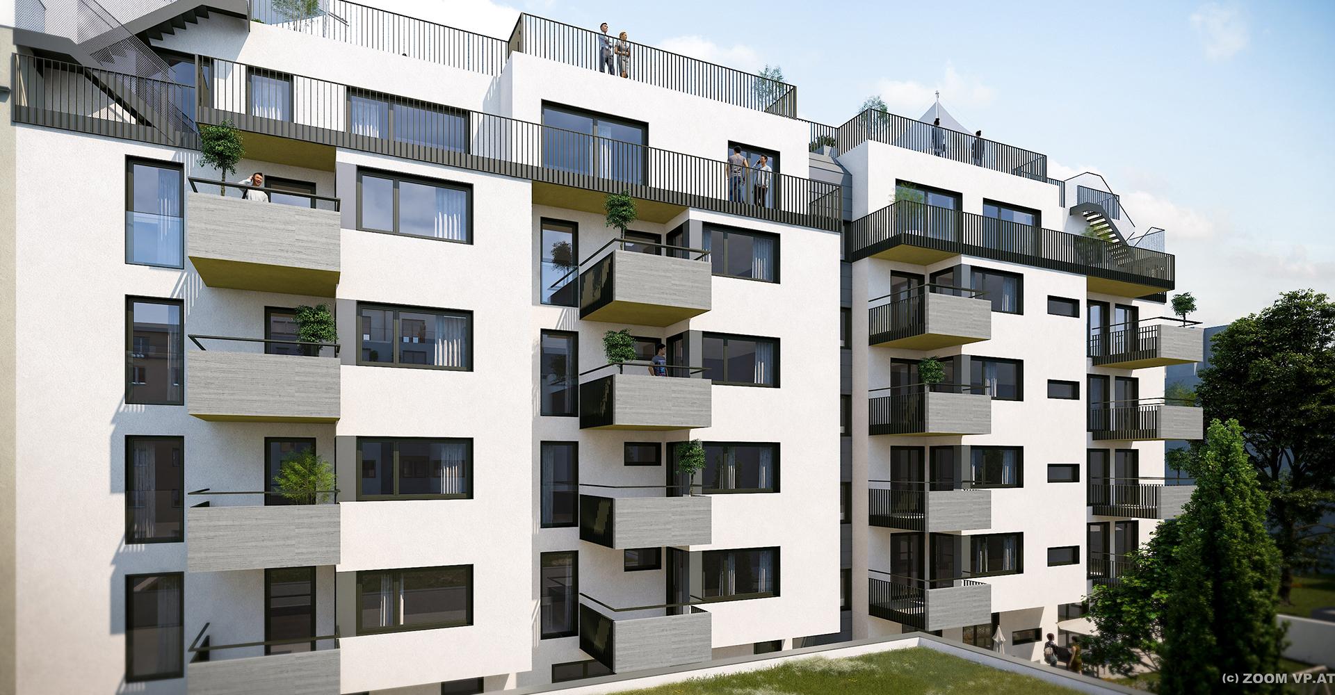 Projekt Floridsdorfer Hauptstraße Wien