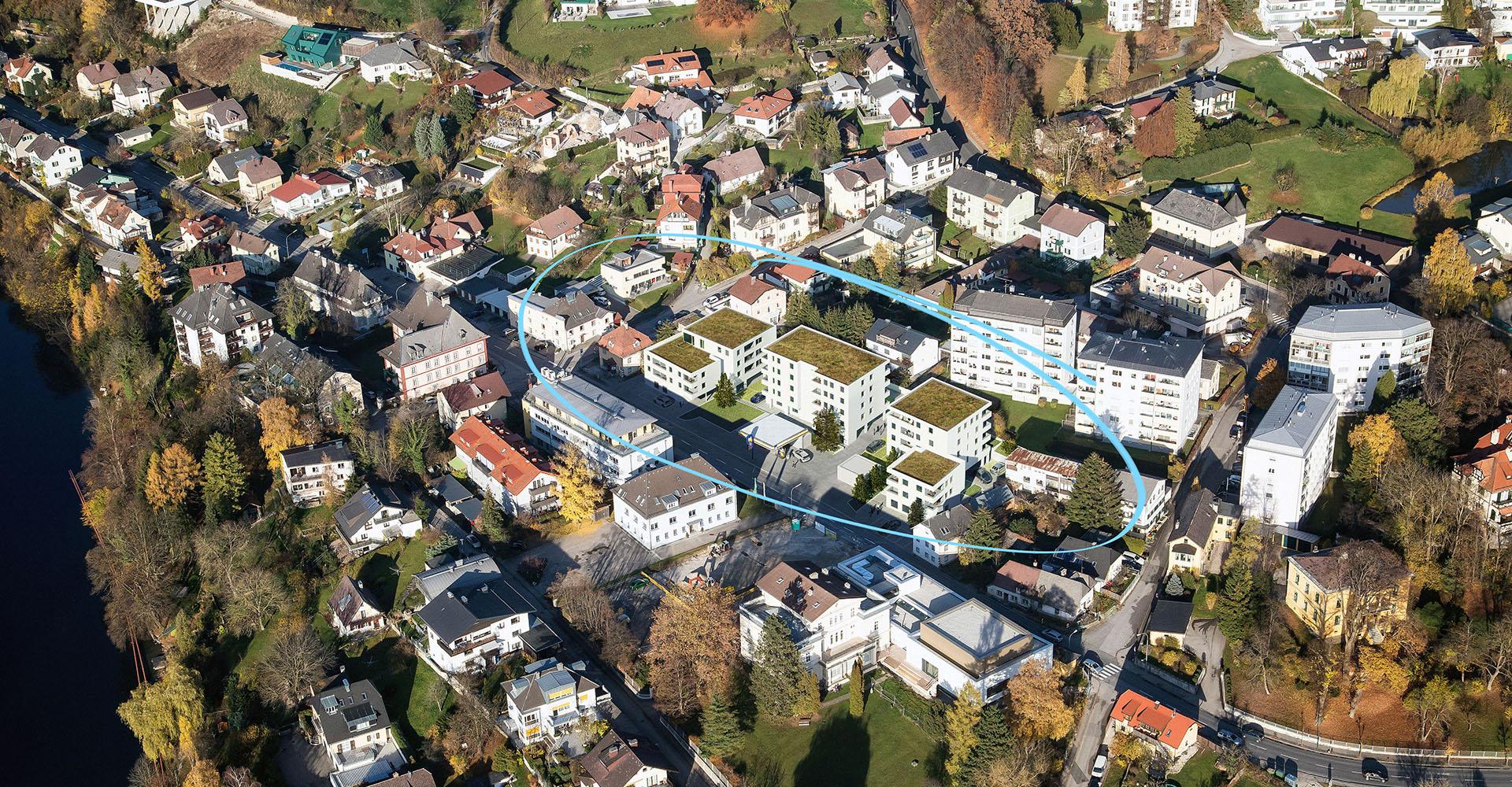 Projekt Mühlwangstraße Gmunden