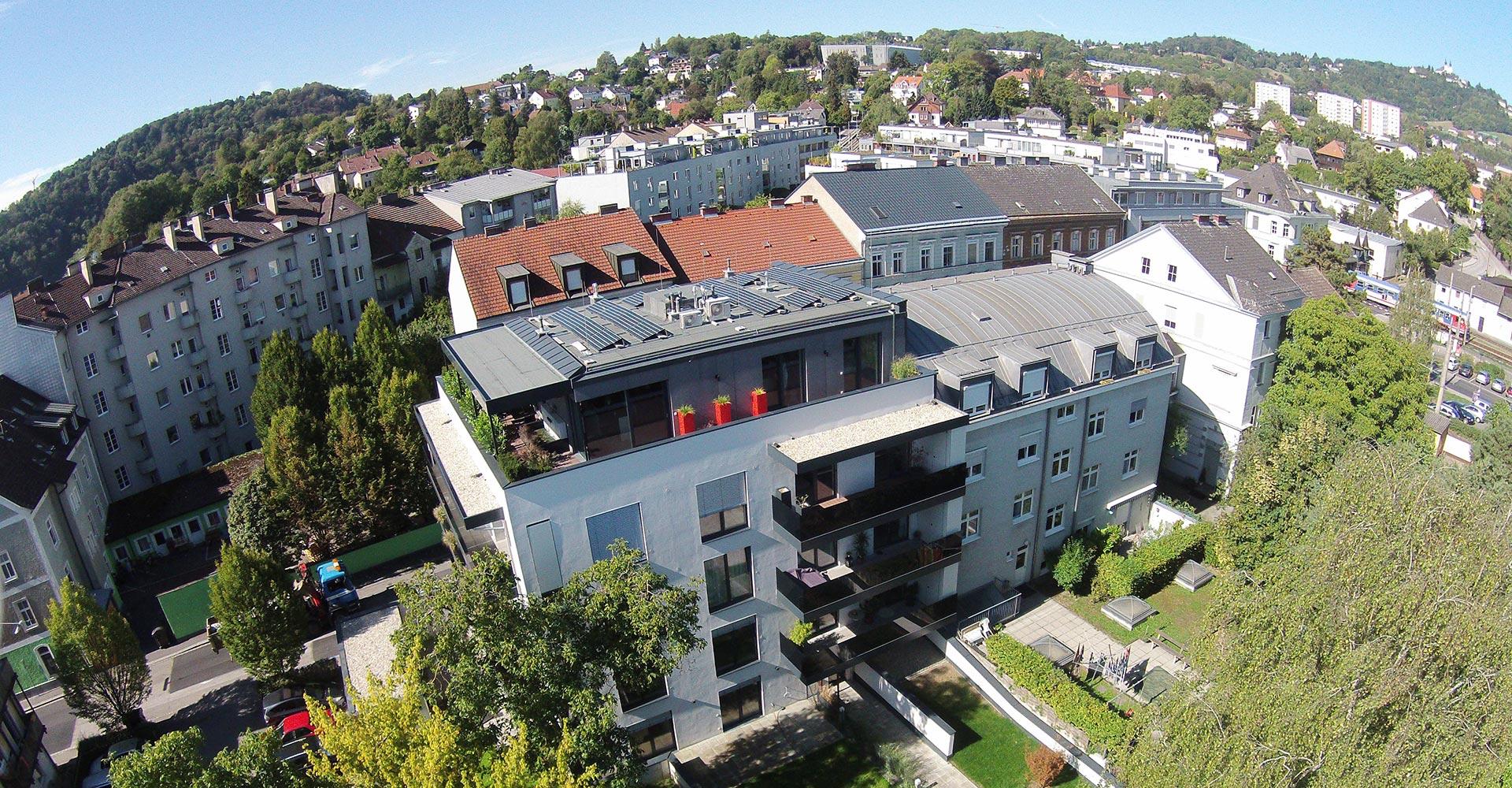 Projekt Landgutstraße Linz