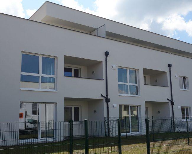 """Wo Leben Stadt findet""  Baumgartnerstraße 2, 4061 Pasching"