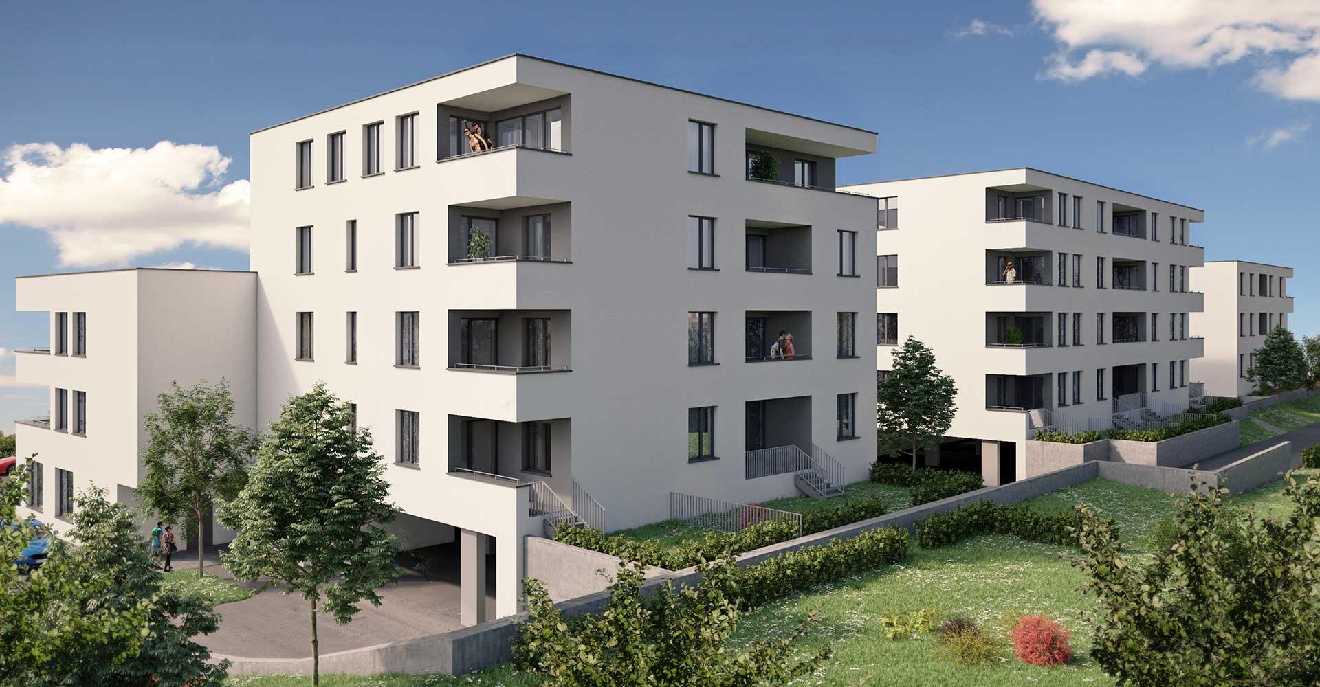Objekt Mühlwangstrasse Gmunden