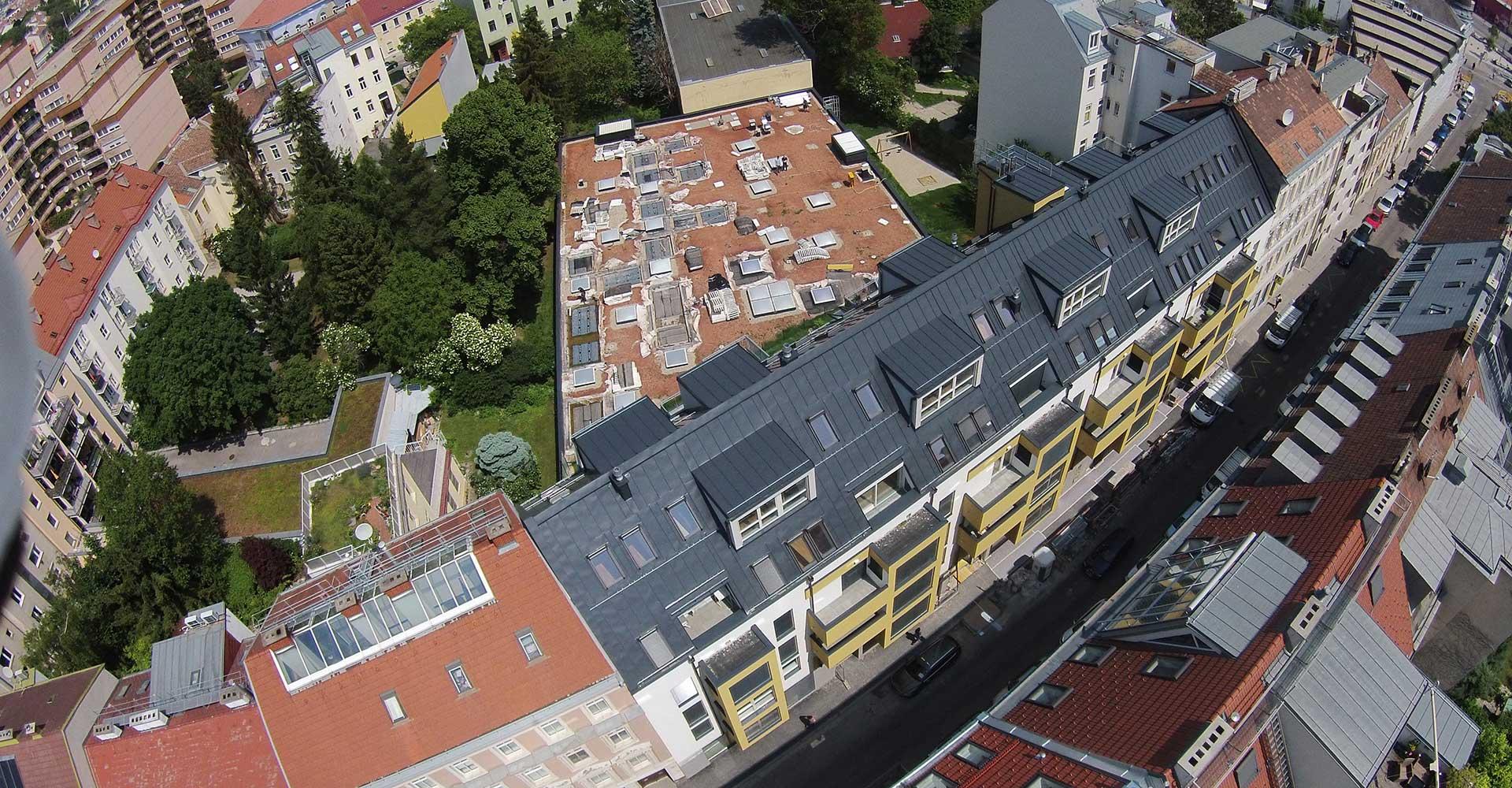 Projekt Schwaigergasse Wien