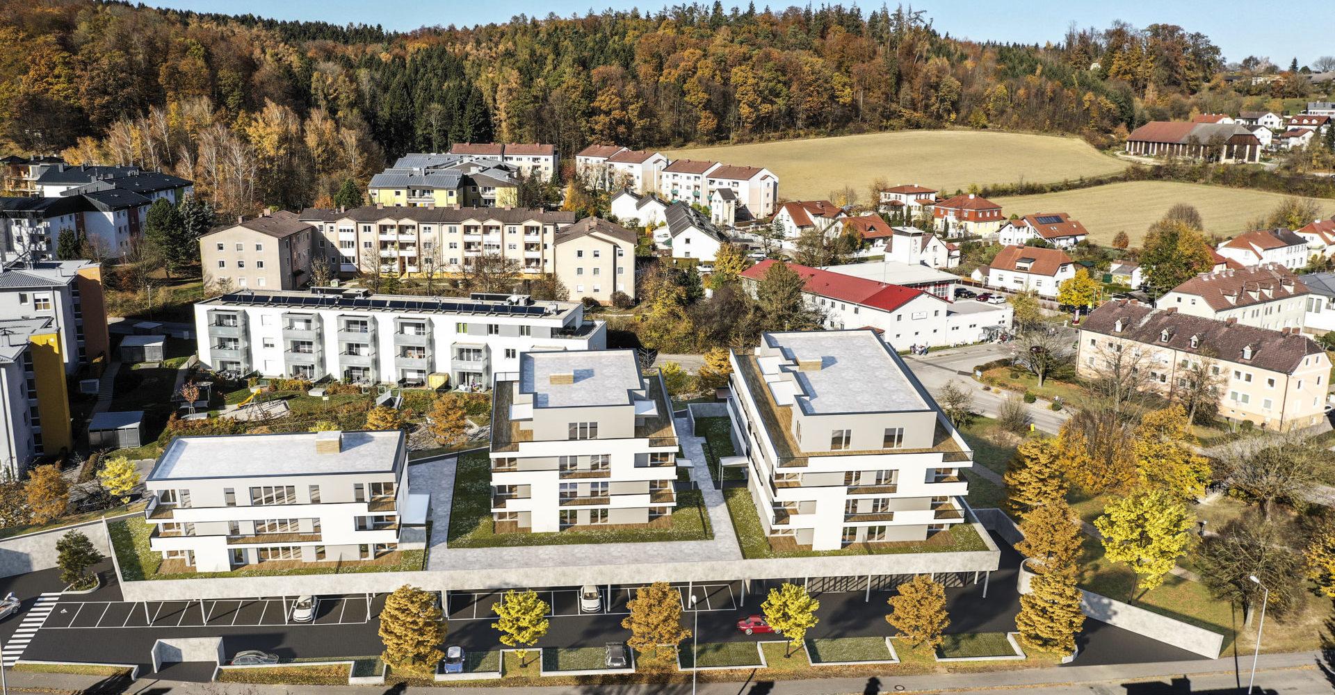 Projekt St Florian Panorama